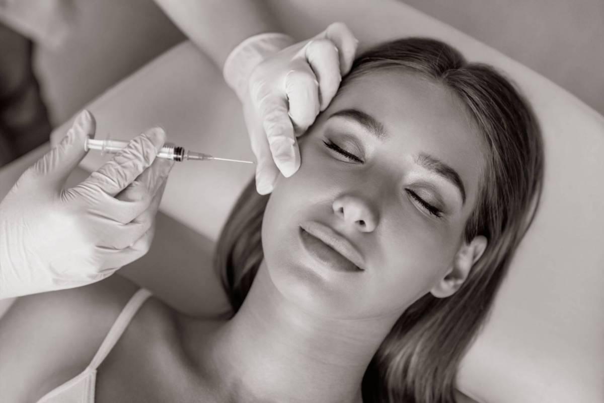 Lipofilling du visage - Dr Hamou