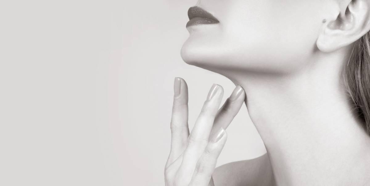 Liposuccion du double menton ou du cou - Dr Hamou