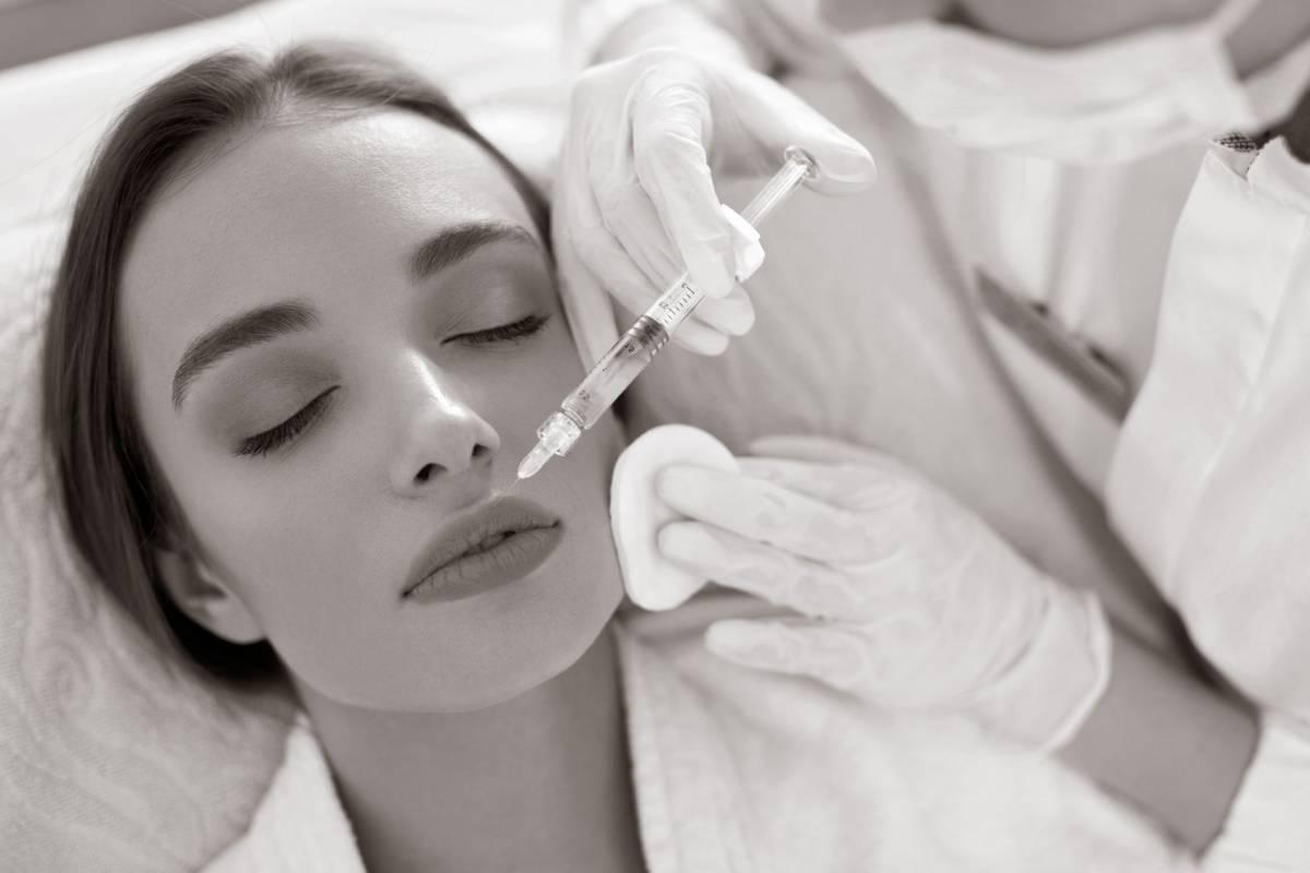 Augmentation du volume des lèvres - Dr Hamou