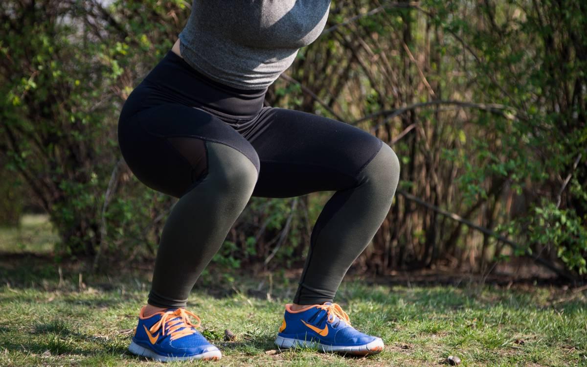 Femme Sportive Soin Pour Perdre Culotte De Cheval - Dr Hamou