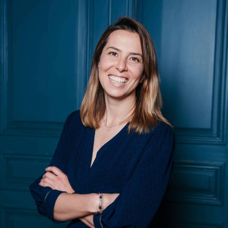 Docteur Cynthia Hamou - portrait