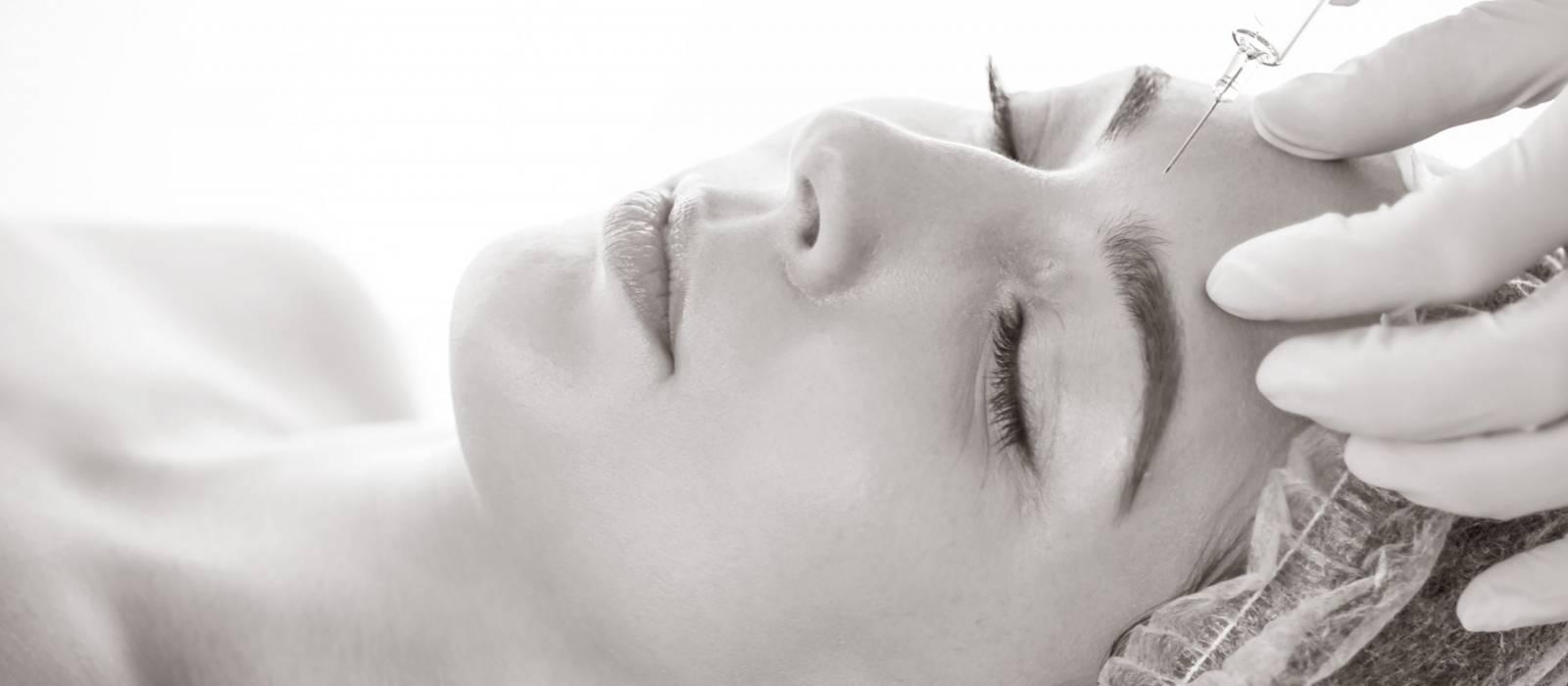 Traitement par injection de Botox - Dr Hamou